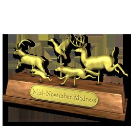 Mid November Madness Waterfowl Edition 2017: 3rd Division 1 class  Novemb10