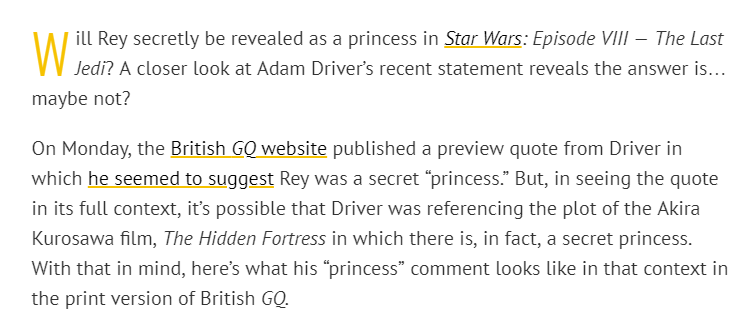 """Interview Revelations:  """"Hidden princess"""" and """"the relationship between Rey and Kylo"""" and more golden quotes discussion - Page 17 Gq10"""