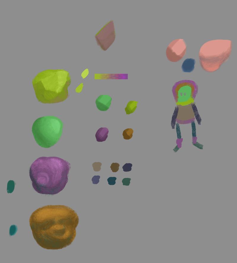 Recherches et etudes : mateo750 Color10