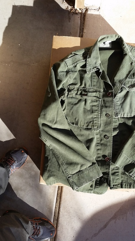 Can you help ID this shirt? 20180124