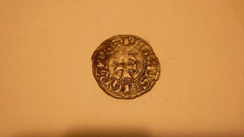 Dinero de Pedro IV de Aragón P1000510
