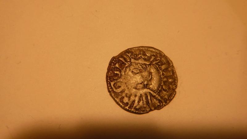 Dinero de Pedro IV de Aragón P1000511
