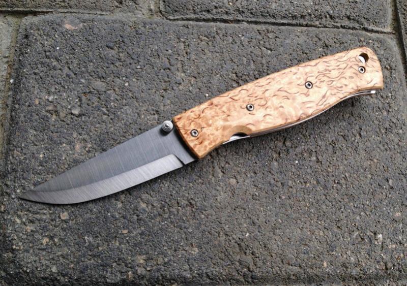 I just got a new knife. 4c9e9110