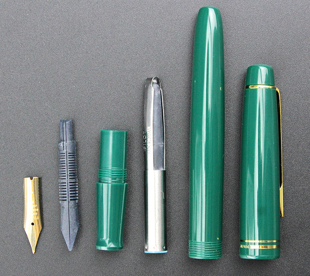 The classic Pilot 78G...perfection on the cheap. Fbdc6c10