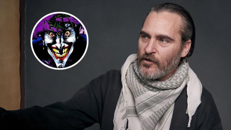The Joker (Phoenix / De Niro) (October 2019) Joaqui10