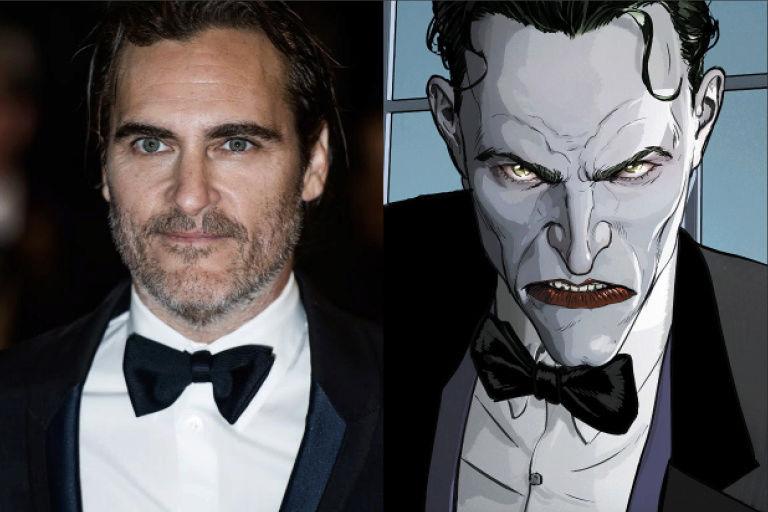 The Joker (Phoenix / De Niro) (October 2019) Jokerj10
