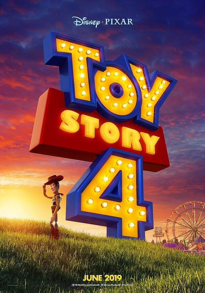 Toy Story 4 (June 21, 2019) Pha11e10