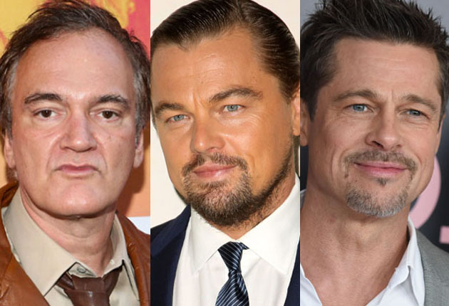 Once Upon A Time In Hollywood (Dicaprio / Pitt / Robbie / Roth / Madsen / Russell) (August 9, 2019) Quenti10