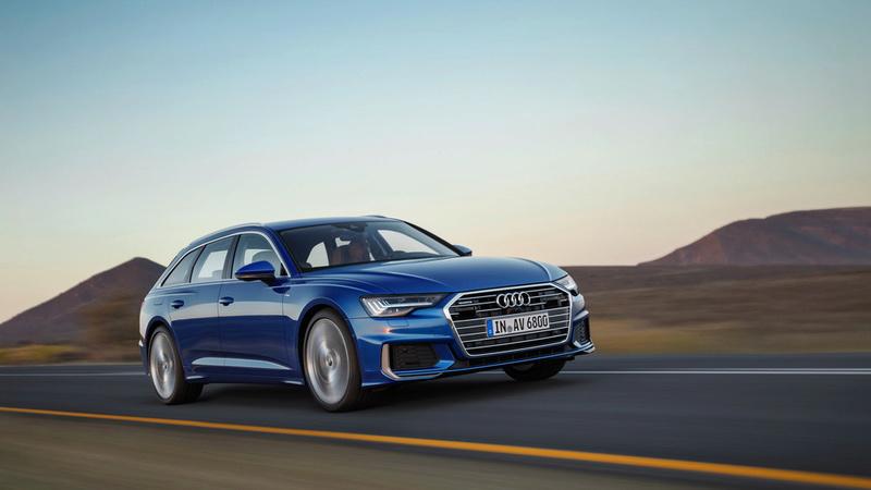 2017 - [Audi] A6 Berline & Avant [C8] - Page 8 Bild6910