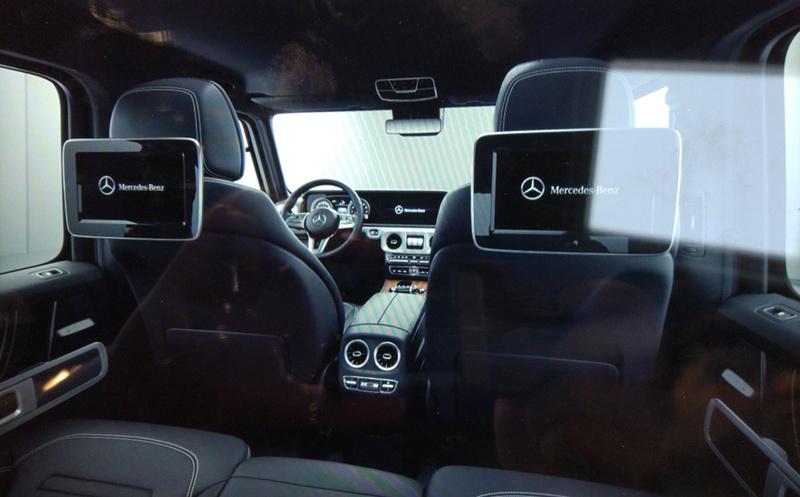 2017 - [Mercedes-Benz] Classe G II - Page 6 Ca7d3a10