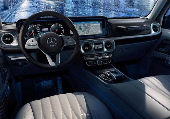 2017 - [Mercedes-Benz] Classe G II - Page 6 E1clhq10