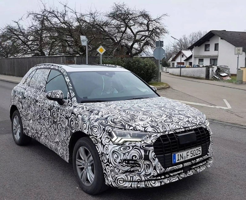 2018 - [Audi] Q3 II - Page 4 Img_3110
