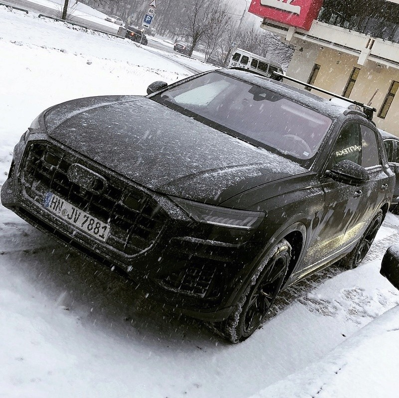 2018 - [Audi] Q8 - Page 6 Img_3113
