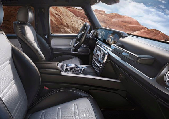 2017 - [Mercedes-Benz] Classe G II - Page 6 Rohlrm10