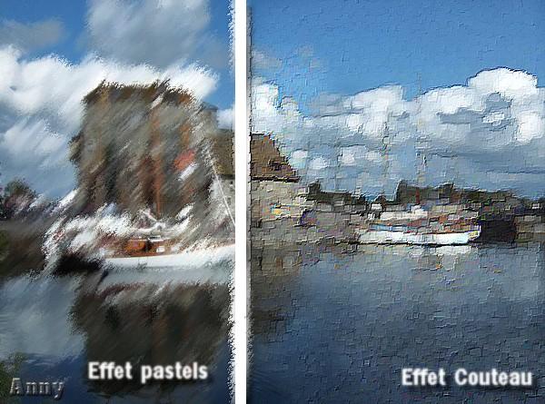 """N° 36 PFS """"Outil """"Pinceau artistique""""  Effets sur une Image à des Endroits Précis n°2 Pastel10"""