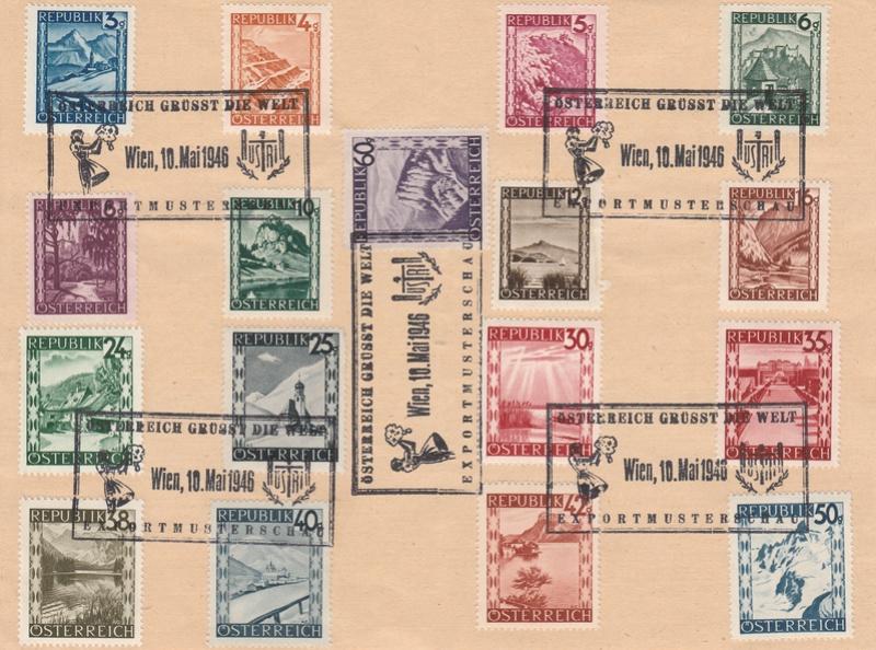 1945 - Spezialitäten der Landschaftserie 1945 0738_s10