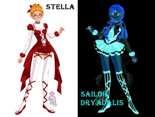 Blacktears, Alexiels, Rinan und Dryadalis Abwesenheiten Stella10