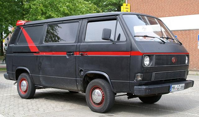 VW Type 2 T3 by Chromecop 14341510