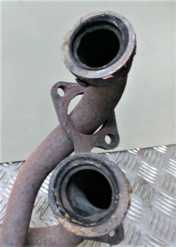 Arrow 71662 Exhaust - it does have an O2 senson! Silver11