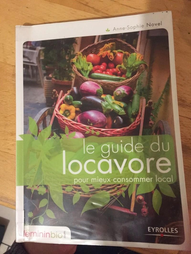LIVRE Le guide du locavore Image19