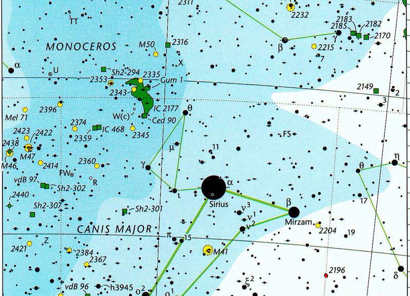 IC2177 Nébuleuse de la Mouette Mouett10