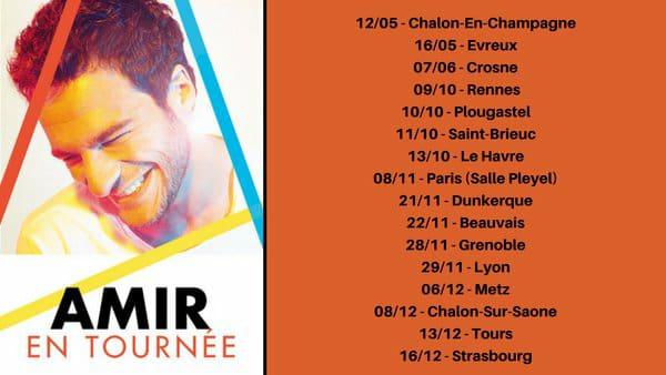 Dates de tournée 23114910