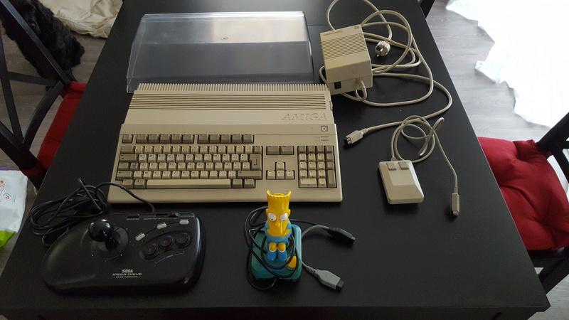 Plusieurs Amiga 500 + accessoires 20171112