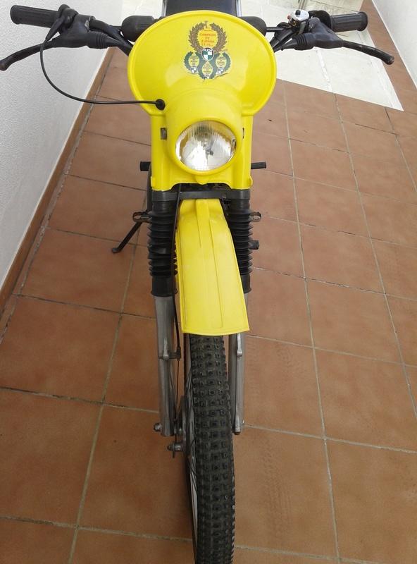 puch - Vendo Puch Minicross TT 20161113