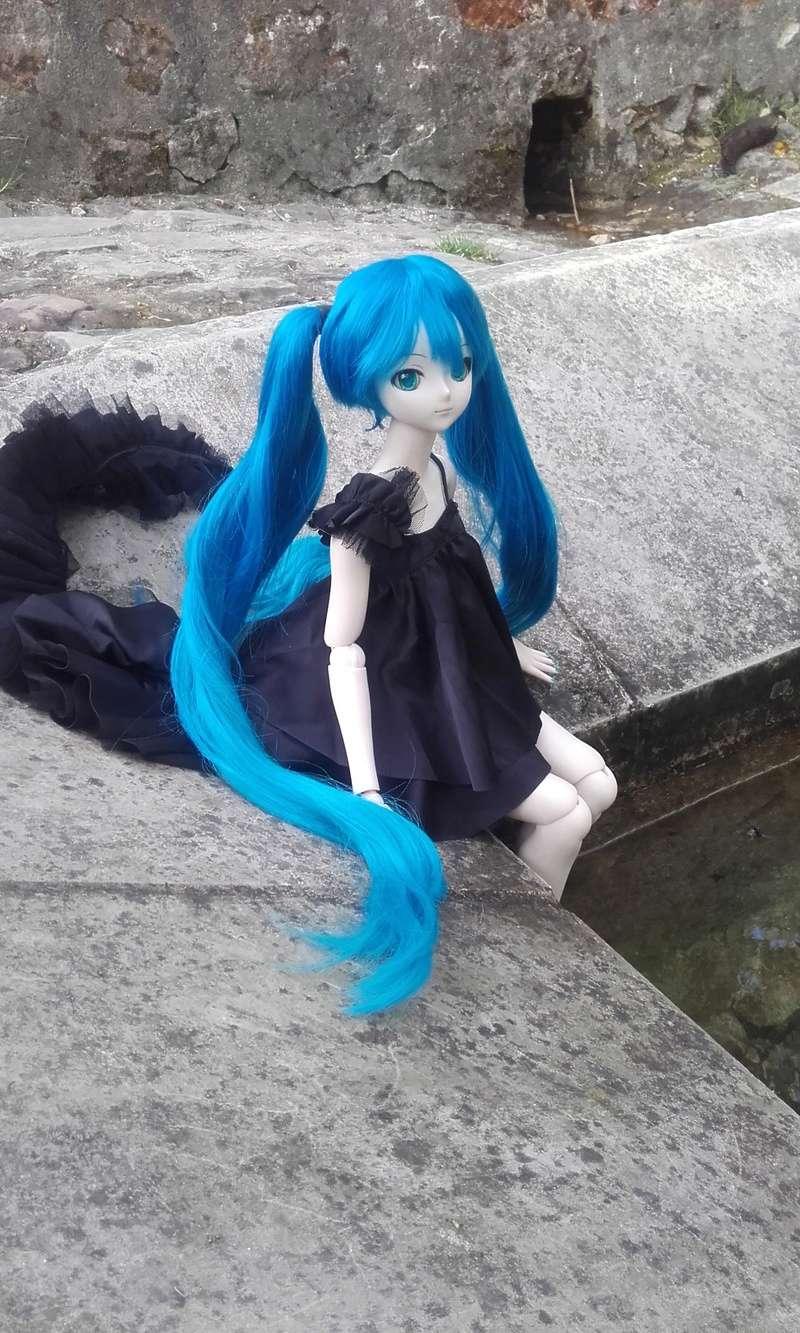 [DOLLFIE DREAM MIKU]deep sea girl petite pause fraicheur 20180410