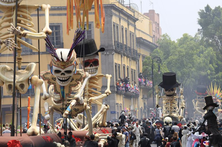 Culture Halloween/jour des morts 14768210