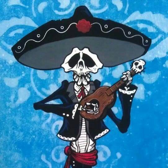 Culture Halloween/jour des morts 26ffea10