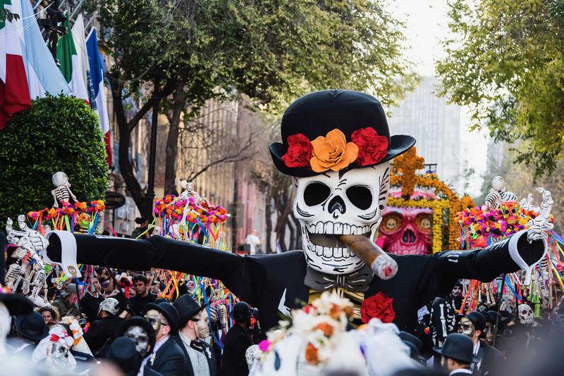 Culture Halloween/jour des morts 29102010