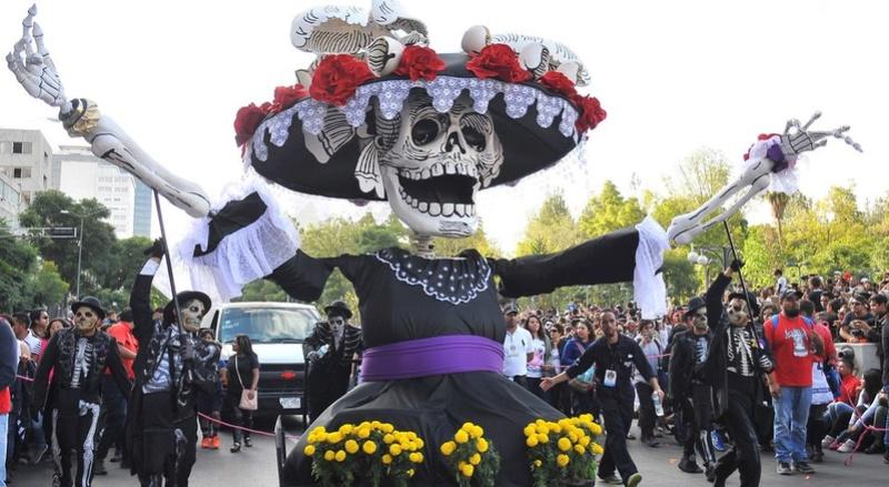 Culture Halloween/jour des morts Primer10