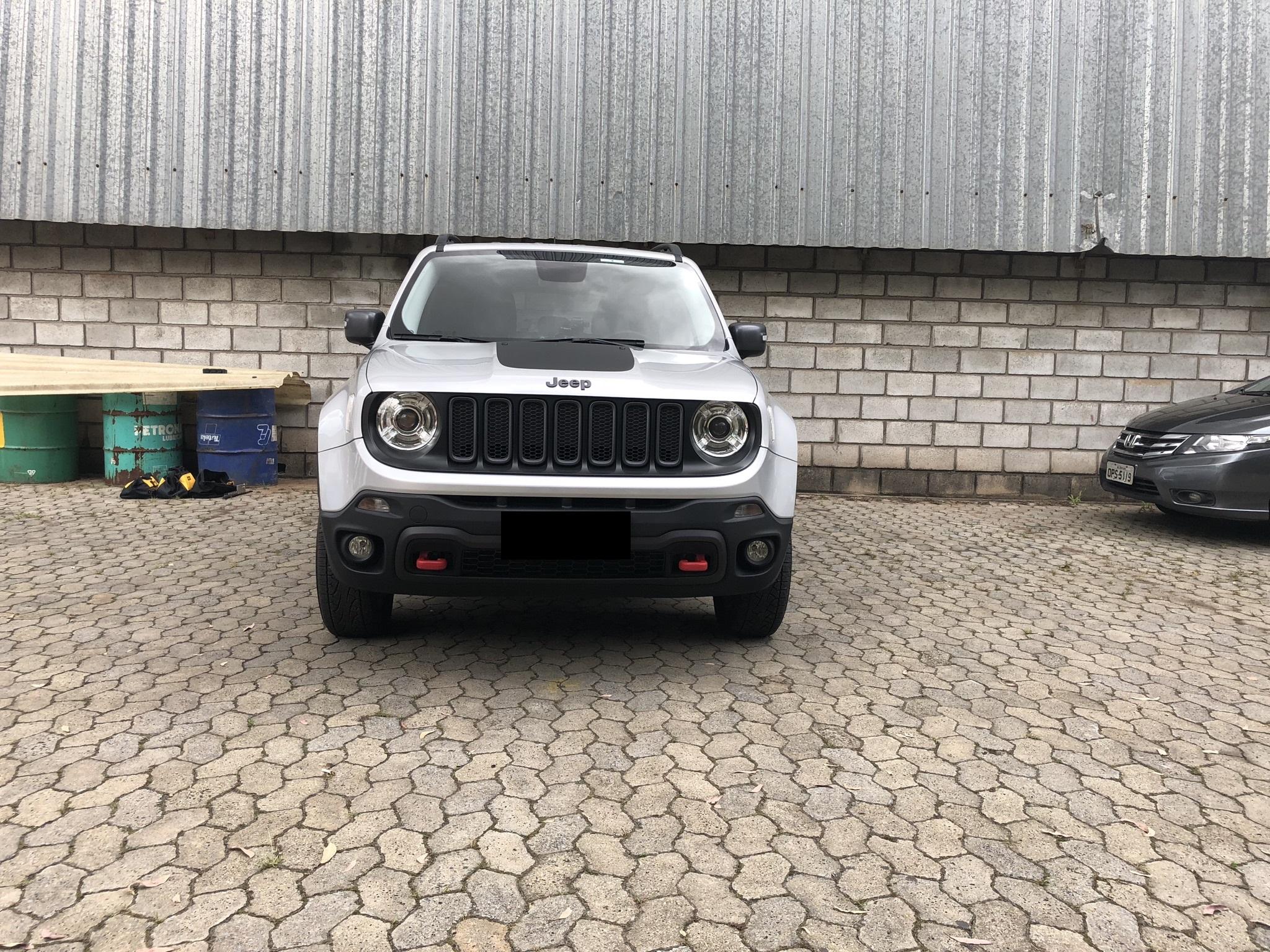 """Espaçador de Roda Exclusivo Jeep Renegade - 1"""" (uma polegada) Img_8313"""