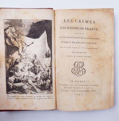 A vendre: livres sur Marie-Antoinette, ses proches et la Révolution - Page 6 00245110