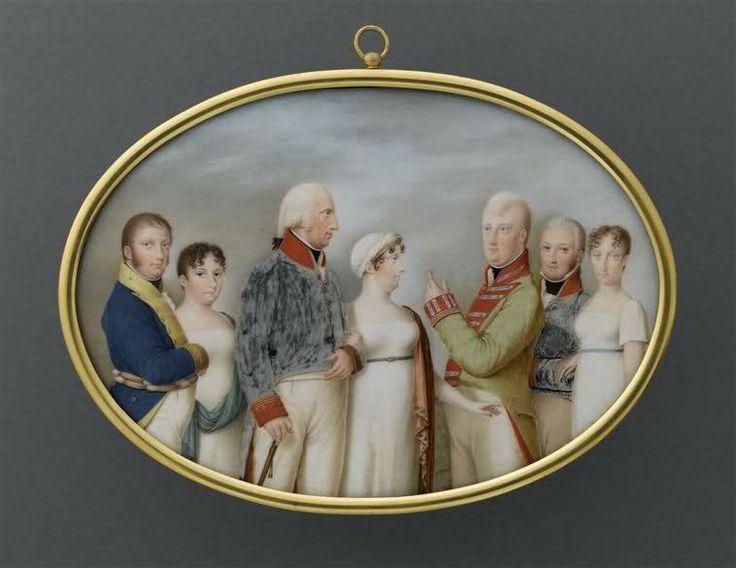 Portraits de Marie-Caroline, Reine de Naples, soeur de Marie-Antoinette - Page 2 07691210