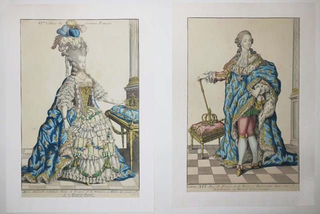 A vendre: gravures Marie-Antoinette et XVIIIe siècle - Page 3 11012610