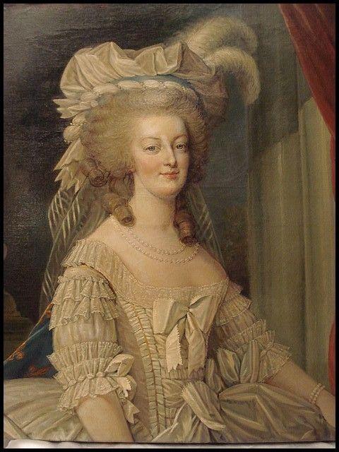 Portrait de la Reine Marie-Antoinette par Joseph Boze - Page 4 8d41ff10