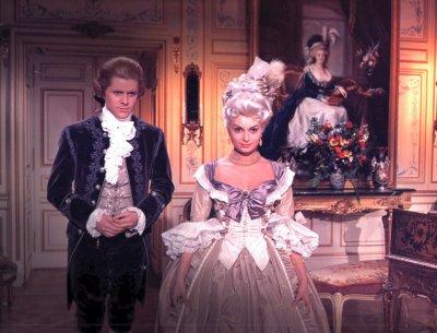 """""""La Fayette"""" de Jean Dréville (1962), avec Liselotte Pulver Agrpx-10"""