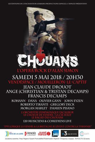 L'Opéra-rock Chouans sur scène L-oper10