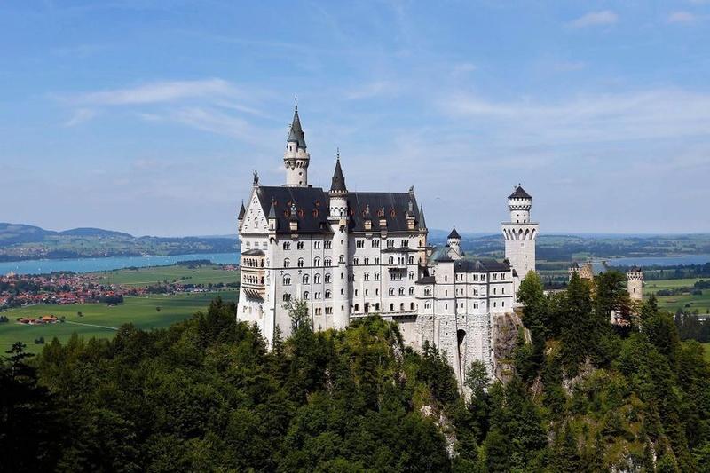 Les châteaux de Ludwig Le-cha10