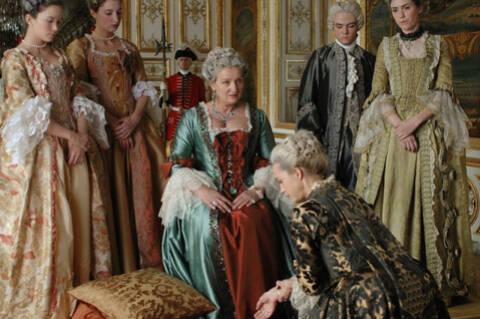 Jeanne Poisson, marquise de Pompadour. Téléfilm - Page 2