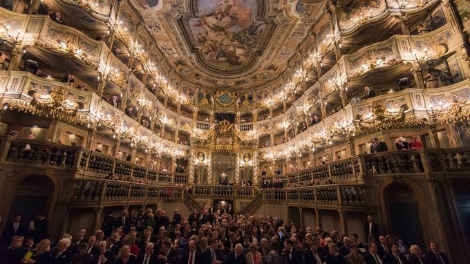 À Bayreuth, le Philharmonique de Berlin redonne vie à l'opéra de Farinelli Xvm08710
