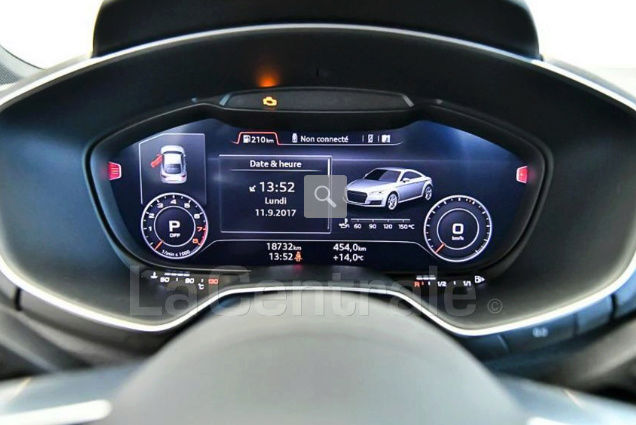 Consommation TTMK3 Roadster  Captur11