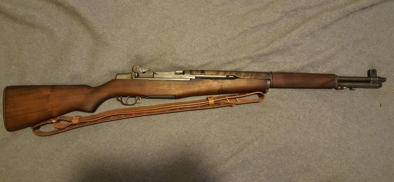 M1 Garand Beretta M1_gar12