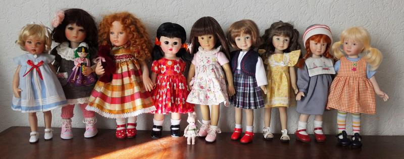 Mes minis : Alexander, Bjonness, Effner, Heart & Soul, Kish, Maciak, Ruby Red 9_mini10