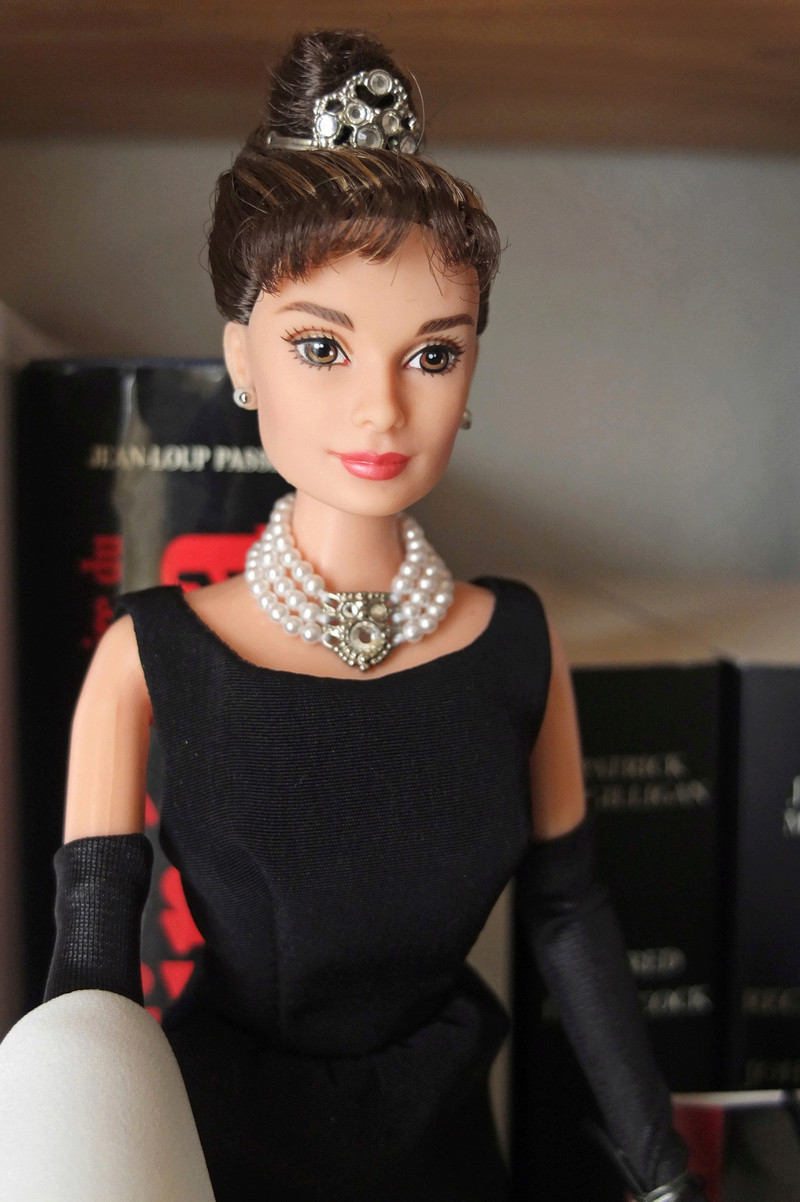 Barbie : Audrey Hepburn, Breakfast at Tiffany Audrey10