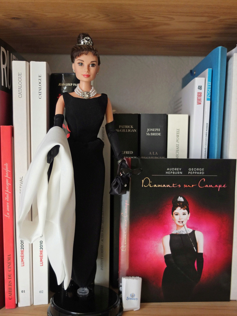 Barbie : Audrey Hepburn, Breakfast at Tiffany Audrey11