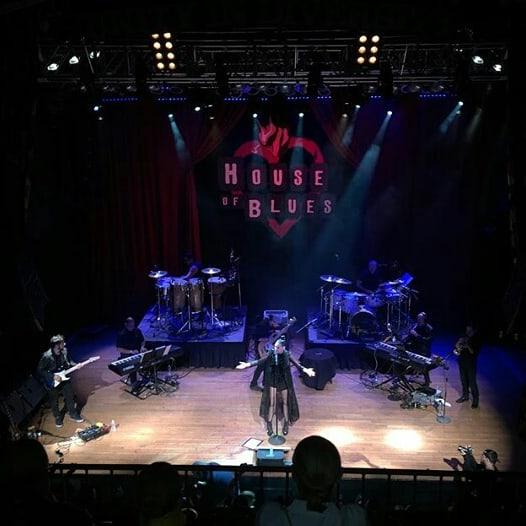 13/12/2017 - House of Blues / San Diego, California (En Vivo Tour) Sadieg10