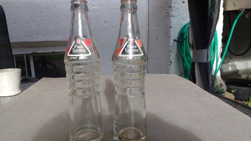 Collection d'une centaine de bouteilles 2810